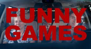 Funny Games Title Card