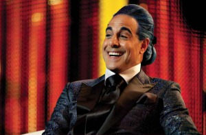 Stanley Tucci as Caesar