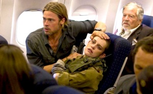 Ever wondered what would happen if Zombies got on a plane?!