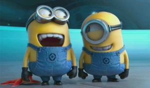 Bottom....hahahaha - Bottom has taken on a life of its own since the release of Despicable Me 2