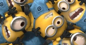 The Minions, so popular they've even got their own film on the way