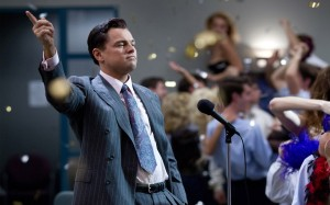 Leonardo DiCaprio looks set for Oscar glory as Jordan Belfont