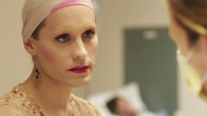Jared Leto as Rayon in what is perhaps the best performance of his career