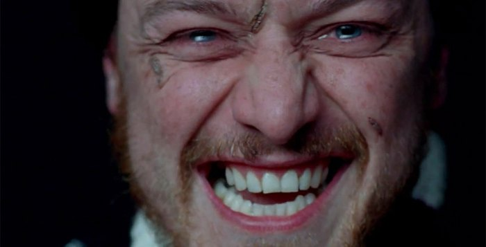 James McAvoy is perverse, depraved, a liar, a cheat, an all round scumbag, but is extremely troubled and in the final scene breaks the fourth wall and addresses the audience in perhaps the most disturbing moment in the film