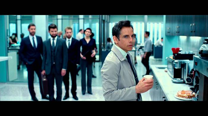 "The Secret Life of Walter Mitty is a crisis movie preaching unrealistic ""life"" messages thinly veiled as a 'Just Do It' ad"