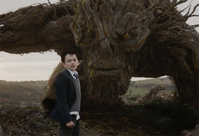 The Tree forces Conor to confront his worst nightmares about his dying mother.